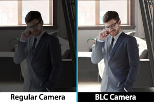 Back Light Compensation (BLC)