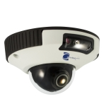 linemak hdmak ip dome camera 1/2.8 sony 2mp 1 led 20ftsir ik10/ip66