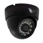 ir dome camera 1/3 hd sensor, 900tvl, 3.6mm lens 24 led 65ft ir ircut