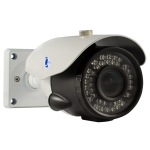 IR Bullet camera 1/3 CMOS Sensor 800TVL 2.8-12mm lens 42 LEDs 131ft IR