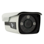 IR Bullet camera 1/2.5 SONY CCD 1.3Mp 8mm lens 3 LEDs Array IP66