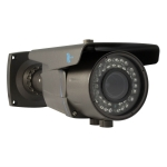 Bullet camera 1/3 Panasonic CCD 800TVL 2.8-12mm lens 42 LED 131ft IR