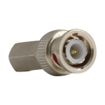 RG59 to BNC connector stainless steel