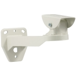 metal bracket for outdoor white