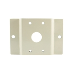 Metal bracket for indoor or outdoor